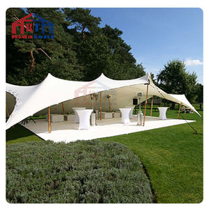 100 Persoon Grote Marquee Bedouin Stretch Wedding Party Tenten Op Hete Verkoop