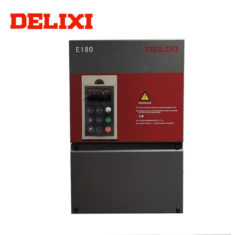 Delixi Omvormers & <span class=keywords><strong>Converters</strong></span> E180 0.4 ~ 700KW 11kw 45kw 100kw 380 V Ac Drive Variabele Frequentie Converter