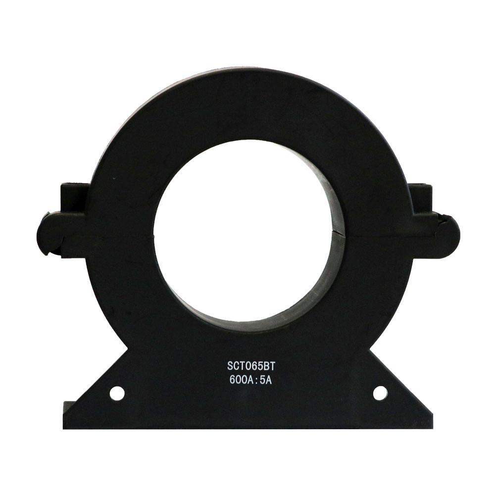 Power Current Protection Using Toroidal Split Current Transformer