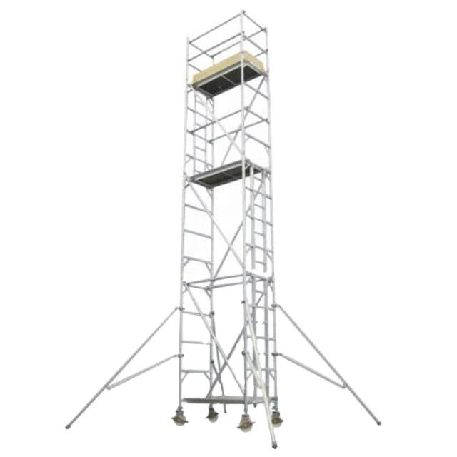 Scaffolding Tower Mobile Aluminium Scaffolding Telescopic Tower