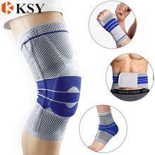 Woven Series Brace and Anti-collision Compression Knee Sleeve Best Knee Brace Palm, Knee And Waist Bandage Brace