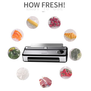 Direct factory private label Home restaurant Dry Moist Mode touch panel Multi function Food Saver Automatic Vacuum Food Sealer