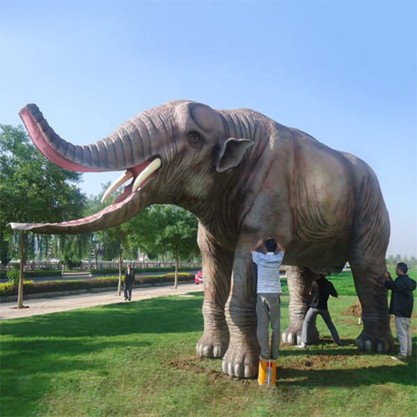 Outdoor Decoration Large Elephant Statues for Sale