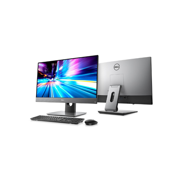Dell optiplex 7770 ordinateur de bureau core i5 tout en un ordinateur de jeu