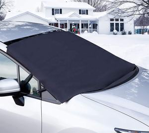 Auto front windshield window cover car waterproof snow protector
