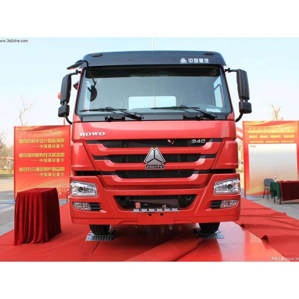 Sale HOWO 371hp 30 Tons Dump Truck Used Cars for Sale in South Korea