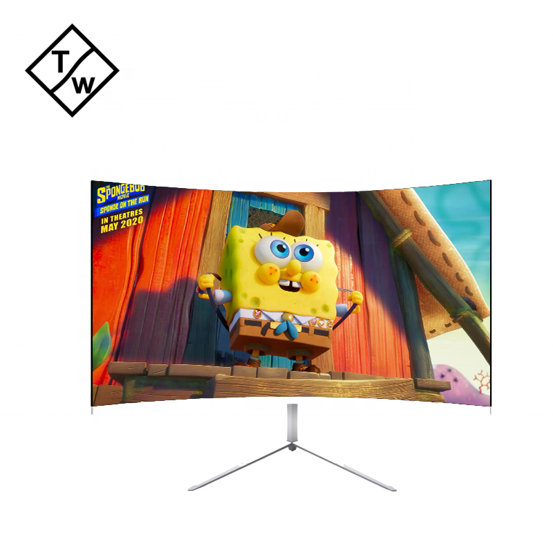 "144Hz 300 nits 1ms curva <span class=keywords><strong>LED</strong></span> Monitor Gaming 32 ""con HD DP puertos USB"