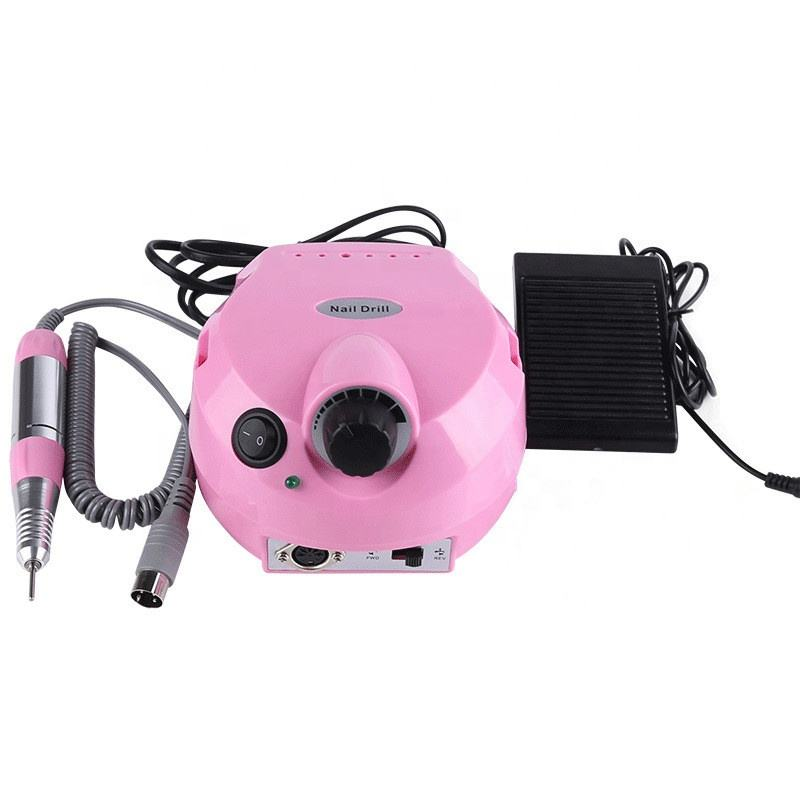 Wholesale Profesional Nail drill machine 25000rpm electric nail drill DM 202 Drills