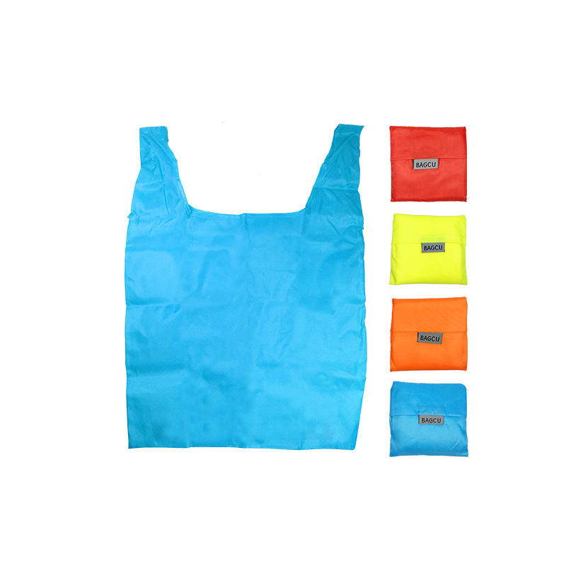 Bag Factory Reusable Tote Eco Friendly Shopping Recycling Grocery Folding Bag