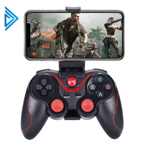 Buy 5 Get 1 Free T3 X3 Control Bluetooth Joystick Pc Wireless Gamepad Android Gaming Video Game Mobile Controller For Pubg