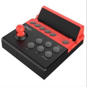 New hot ipega 9135 arcade joystick Android / IOS wireless gamepad game controller for phone