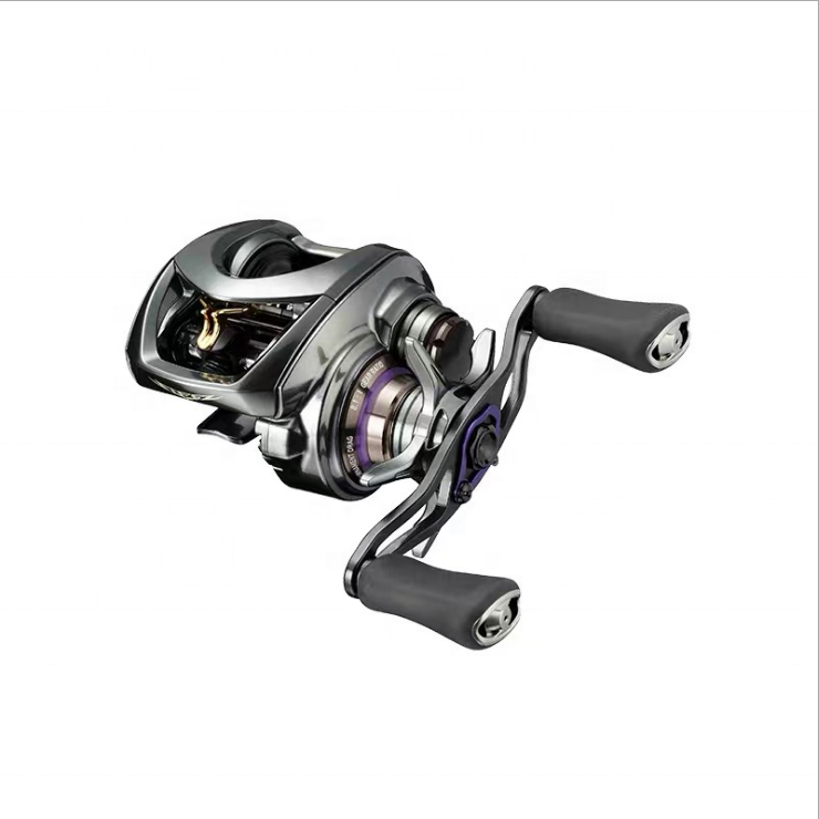 4.5kg Max Drag TWS G1 Spool fishing reel Fishing Tackle 2019 DAIWA 700H 700HL Baitcasting Fishing Reel