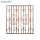 2019 new style aluminium windows iron burglar bars iron security bars for houses balcony