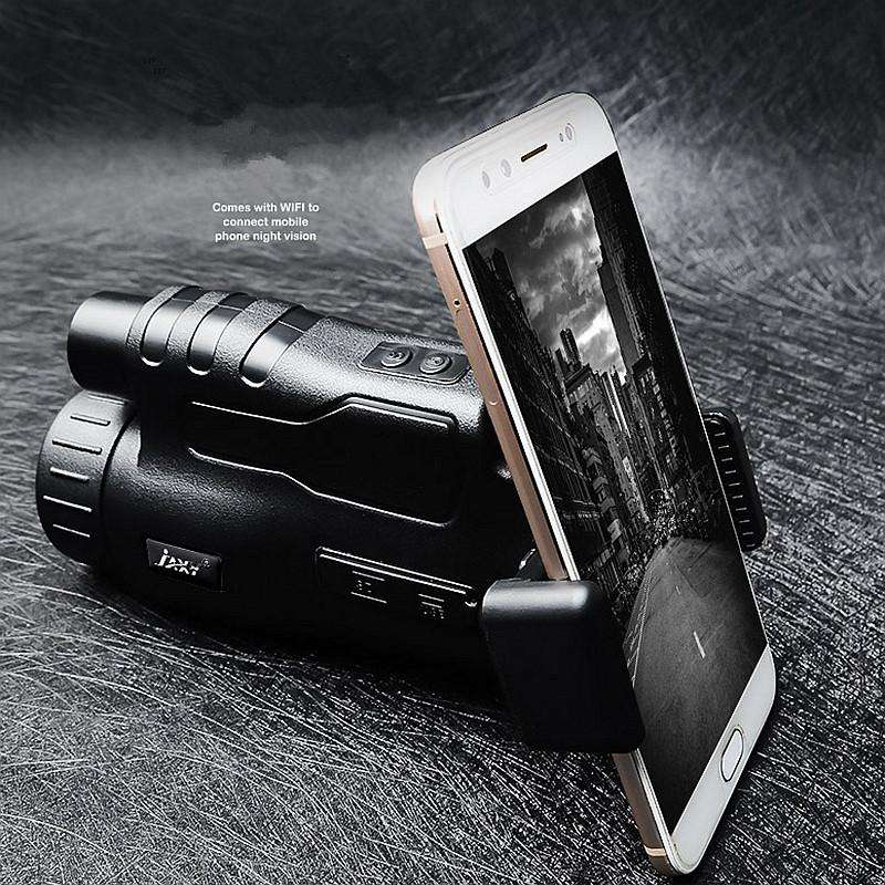 High Quality Infrared Single Tube Night Vision and Wireless Portable HD Night Vision with Rechargeable