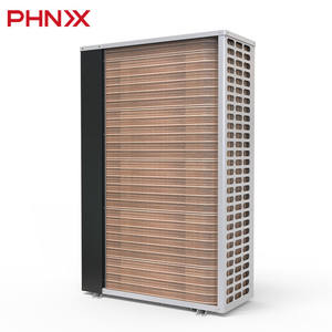 PHNIX R410A Heat Pump Water Heater Inverter Indoor Domestic EVI 15KW Heating Cooling Pump