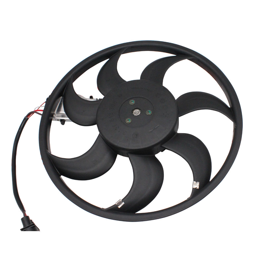7L0959455G Make Auto Parts Manufacturing Engine Radiator Cooling Electric Fan For Audi Q7