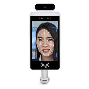Fast Delivery Thermal Scanner Face Recognition Temperature-Sensing Access Control Support NFC