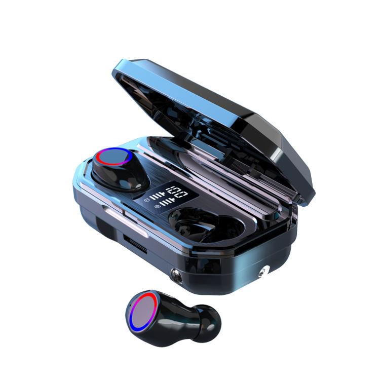 2020 Offre Spéciale VST-M12 VRAI stéréo sport sans fil musique écouteurs avec étui rechargeable