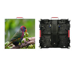 HD high quality led display outdoor p3.91 led die casting aluminum cabinet with best price