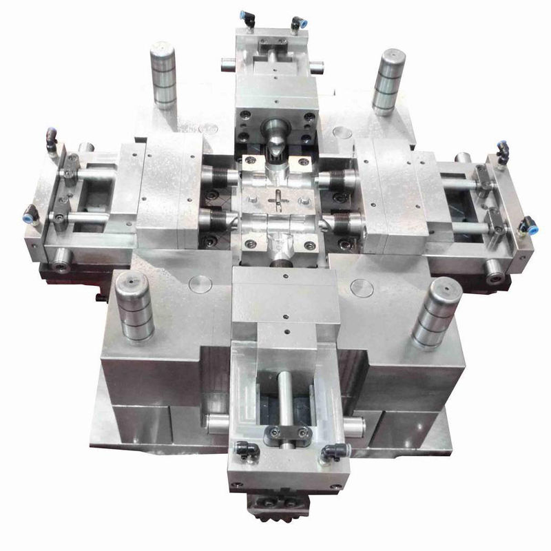 China Quality Precision Rapid Custom Prototype Parts Manufacturer Die Tooling Molding Service Injection Plastic Pvc Mould