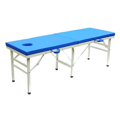 Hot sell High quality Cheap portable folding massage bed Metal Buckle form Folding Portable Massage Bed six leg Massage Table