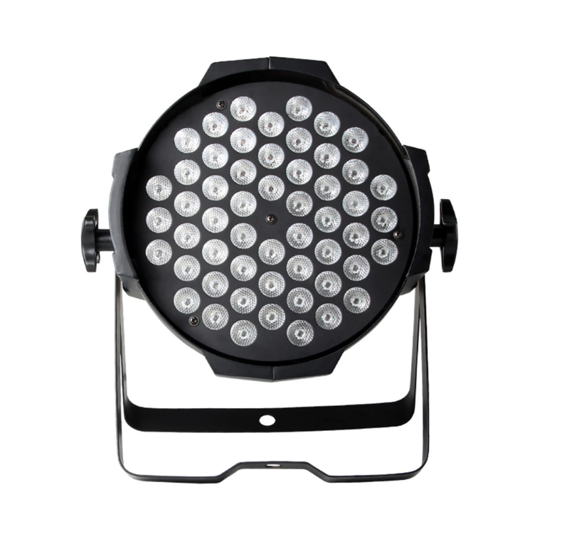 Factory sale directly indoor 54 Par led stage light party with remote control for stage disco led light disco laser dj lights