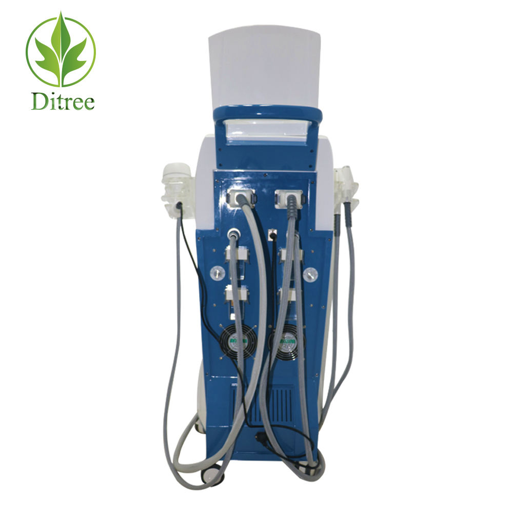 2020 Ditree Face Tightening Skin Lifting Weight Loss Machine Slimming Equipment Cryo V9