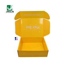 Factory OEM Waterproof Corrugated Cardboard Mailer Shipping Box Custom Printed Foldable Delivery Package