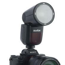 In Stock Godox V1 on camera Flash V1C TTL 1/8000 HSS battery Speedlite Flash For all brands camera