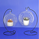 High Quality clear plants cover terrarium hollow glass balls