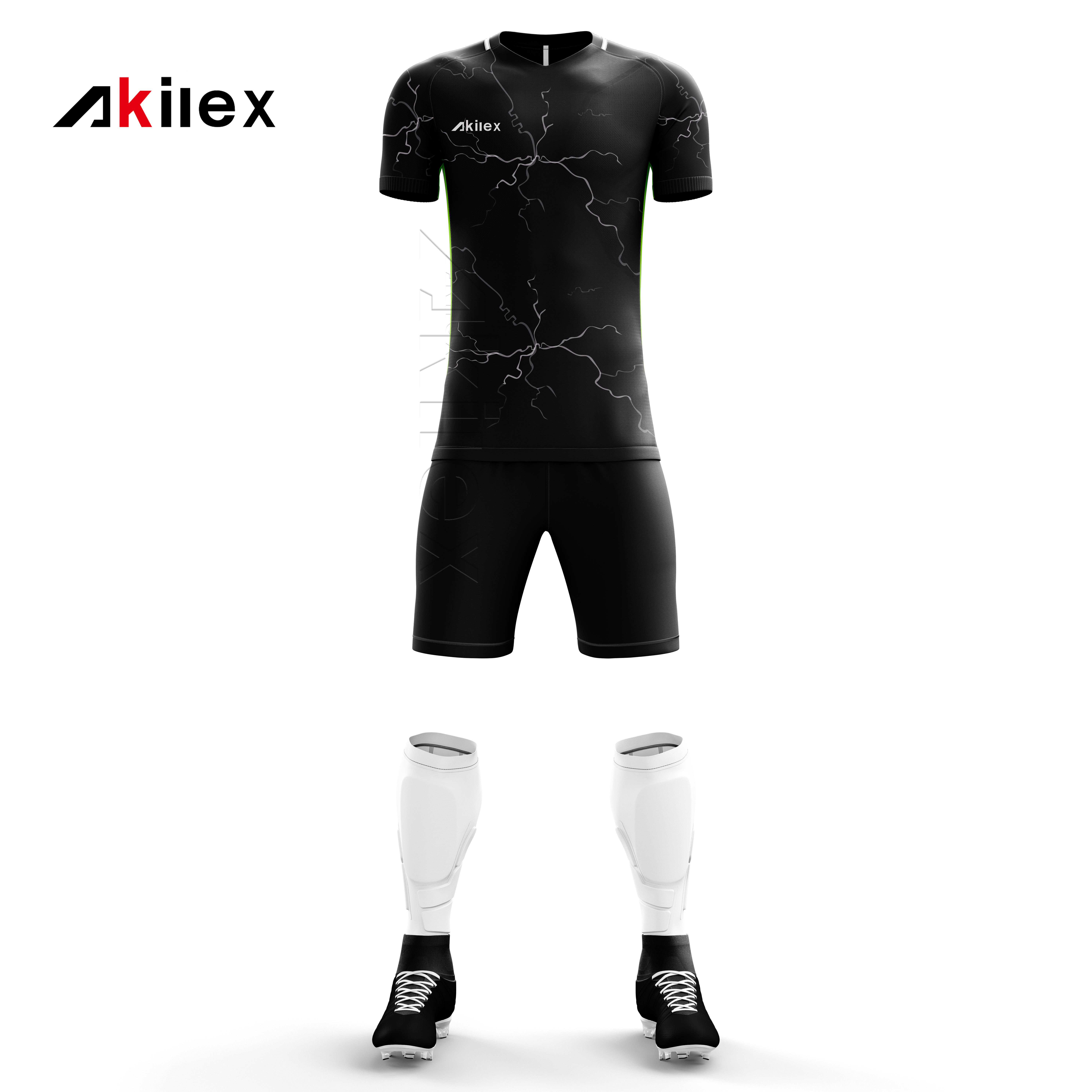 2020 Hot Selling Quick Dry Vorm Houden Voetbal Training Uniform