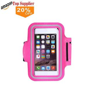 amazon best sellers Fashion portable waterproof running sport armband phone case, cell phone armband, phone sport armband