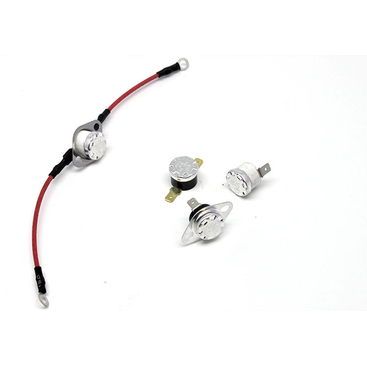 Electrical Rice Cooker Spare Parts Ksd Series Thermostat