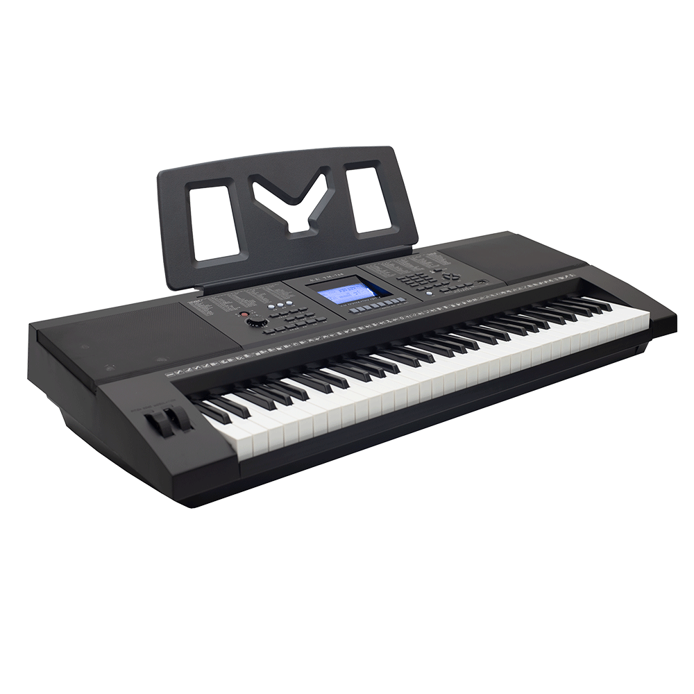 Professional teaching used battery operated digital keyboard piano
