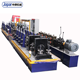 High Frequency Iron / Carbon Steel Pipe Making Machine / Erw Tube Mill