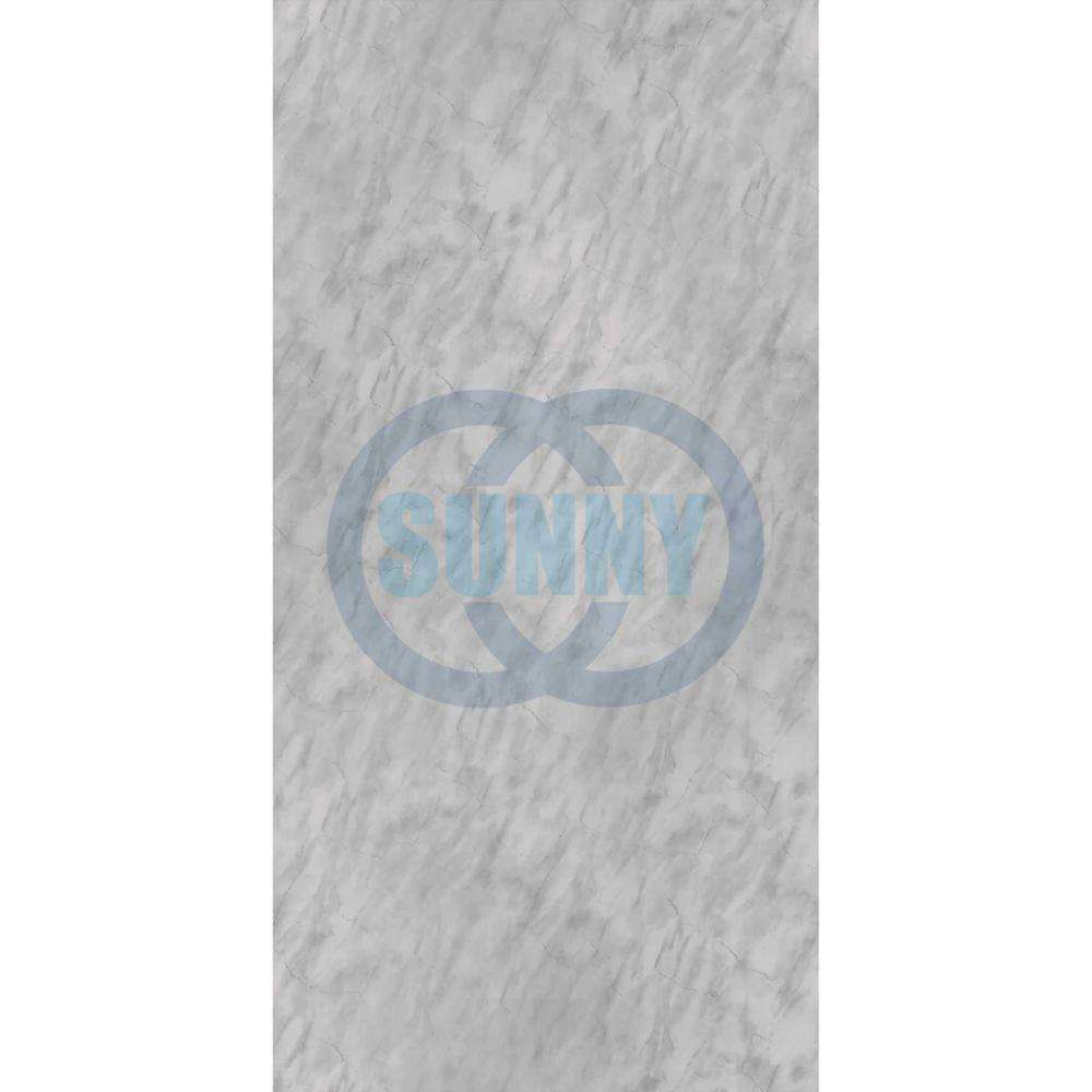 Grey Marble shower wall panel 2400 x 1000