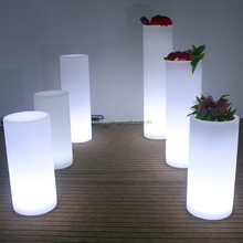 decoracion para bodas / decoracion fiestas / wedding decoration pillars led