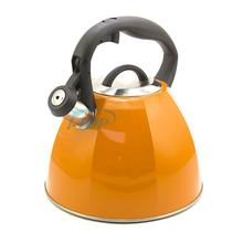 FDA LFGB Hot sale stainless steel whistling stove top tea kettle