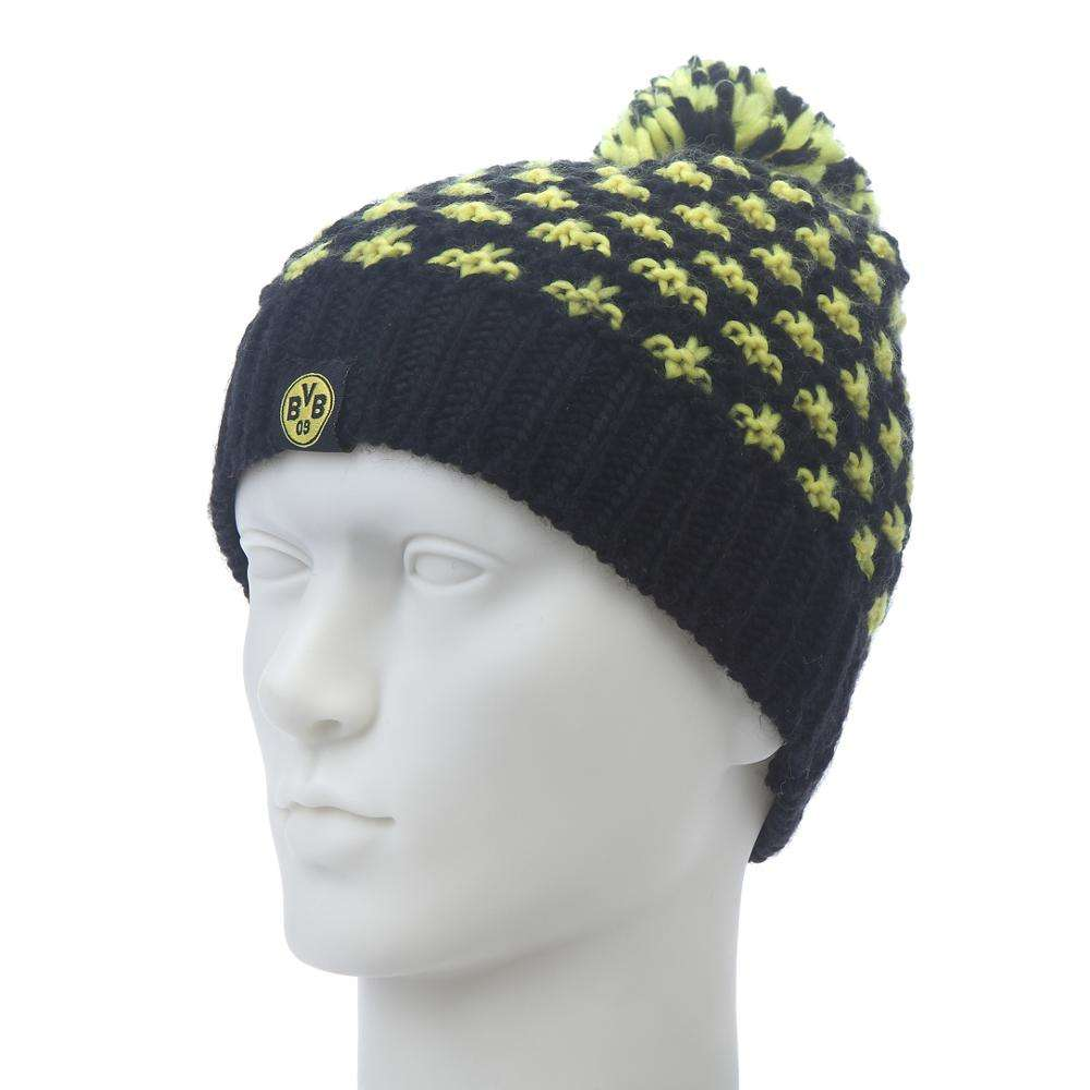 Winter Warm Hot Sell Wholesale Custom Promotional Acrylic Beanie with Pom Pom Ball