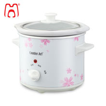 2QT,2L Hot Sales high quality electric ceramic Crock Pot Slow Cooker