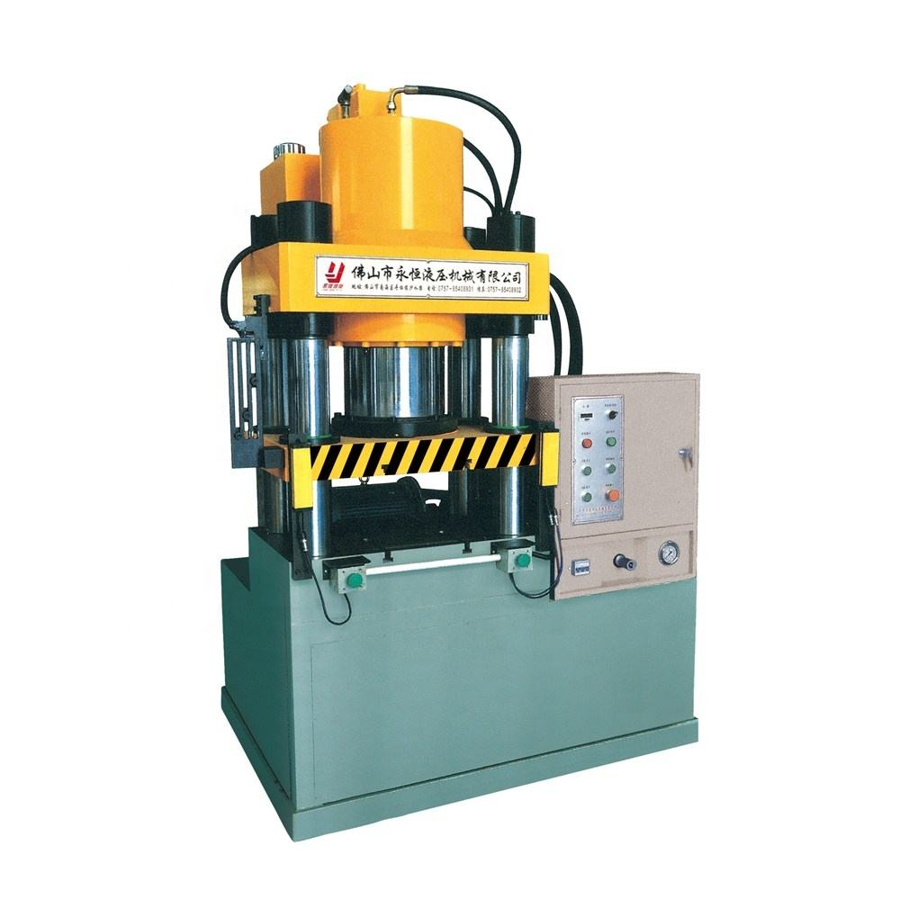 50T Mini Double Station Heating Plate Aluminium Hydraulic Heat Press Machine For Sale