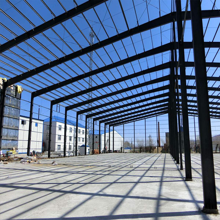 Prefabricated steel warehouse building steel structure workshop construction materials