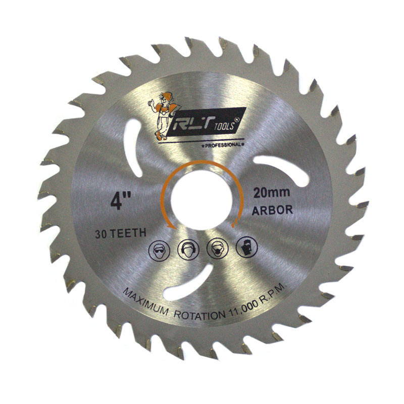 4*30T TCT saw blade for wood YG6 economic quality hot sell