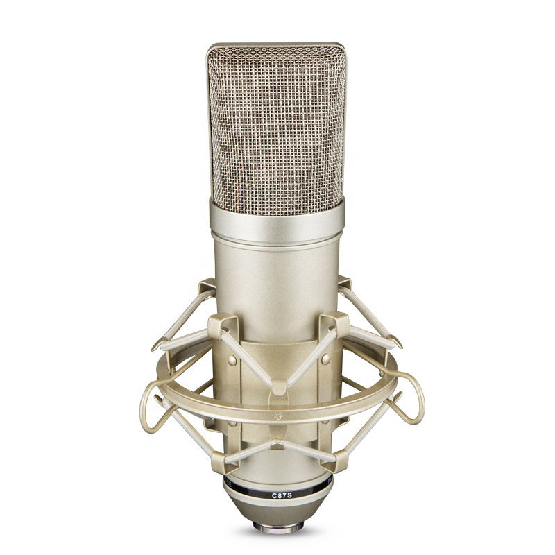 High quality u 87 ai set condenser microphone - matte black tlm 170 skm diaphragm with wholesale price 26mm