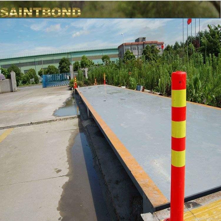 コンクリートデッキ用重量修理携帯計量台トラック積載鱗認定量り場所