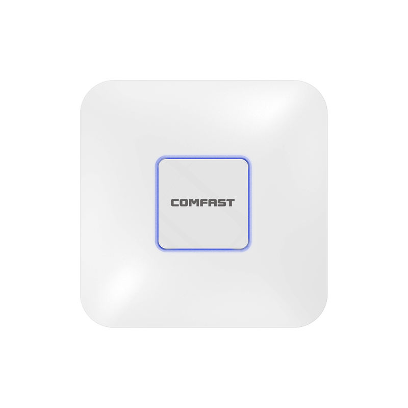 Comfast Ceiling AP CF-E375AC Indoor 1300Mbps Dual Band Wireless WiFi Ceiling Access Point openwrt wireless ceiling ap 48V POE