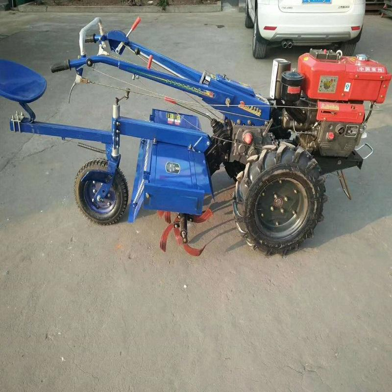 made in china Mini TillerSmall-scale Land Field Rotary Mini Tiller Cultivator Machine for sell