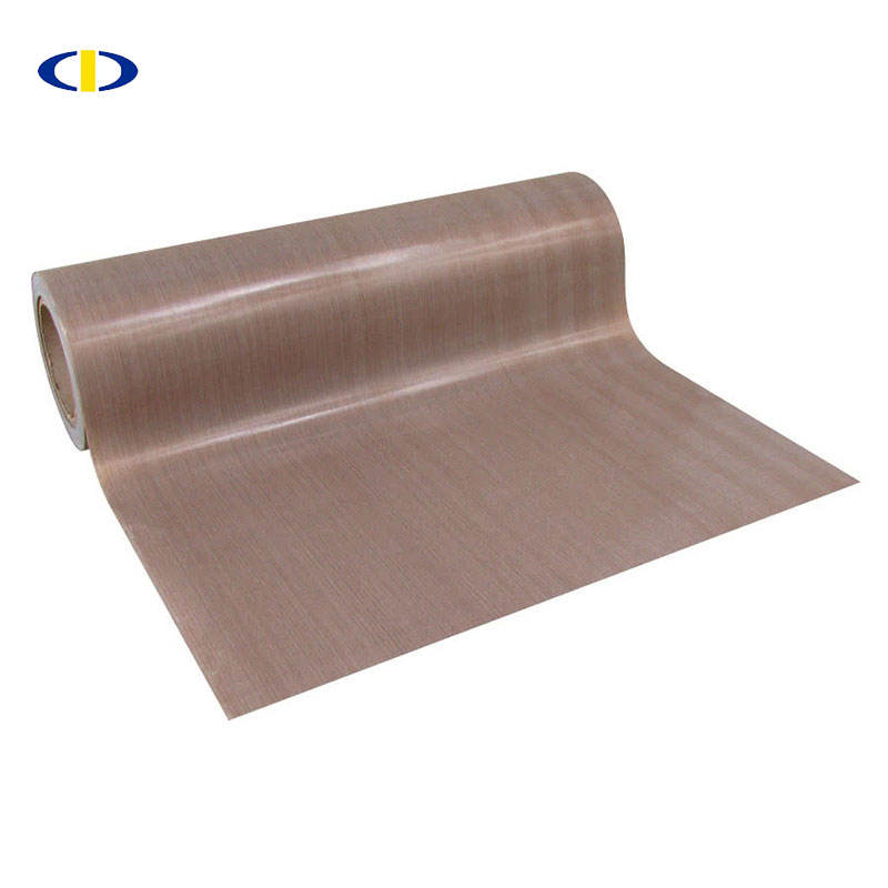 Industry Used High Temperature PTFE Fiber Glass Cloth Tape For Machine