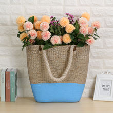 China Suppliers Best Selling Products Flower Gift Basket Wedding Flower Pot Basket