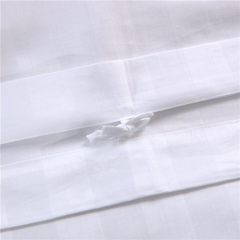 Factory lowest price wholesale 100% cotton white fabric roll for hotel bedding
